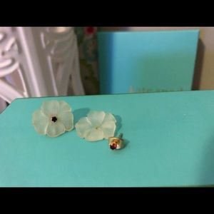 Vintage earrings for small girls-with accessories